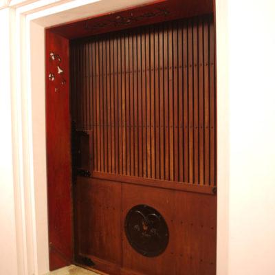 二つ目の扉